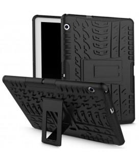 """Juodas dėklas Huawei Mediapad T3 10.0 planšetei """"Tech-Protect Armorlok"""""""