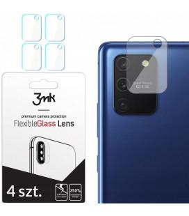 "Kameros apsauga Samsung Galaxy S10 Lite telefonui ""3MK FG Camera Lens"""