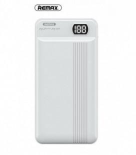 Išorinė baterija Power Bank Remax RPP-106 20000mAh balta