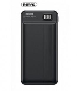 Išorinė baterija Power Bank Remax RPP-106 20000mAh juoda