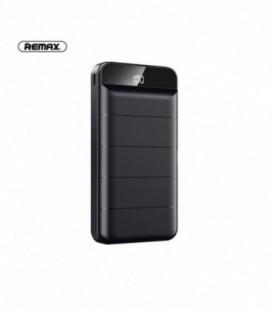 Išorinė baterija Power Bank Remax RPP-139 10000mAh juoda