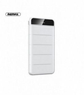 Išorinė baterija Power Bank Remax RPP-139 10000mAh balta