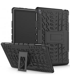 """Juodas dėklas Huawei Mediapad M5 Lite 10.1 planšetei """"Tech-Protect Armorlok"""""""