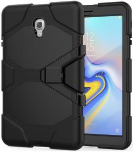 """Juodas dėklas Samsung Galaxy Tab A 10.5 2018 T590/T595 planšetei """"Tech-Protect Survive"""""""