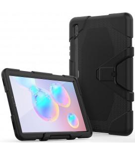 """Juodas dėklas Samsung Galaxy Tab S6 10.5 T860/T865 planšetei """"Tech-Protect Survive"""""""
