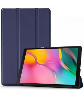 """Mėlynas atverčiamas dėklas Samsung Galaxy Tab S5E 10.5 2019 T720/T725 planšetei """"Tech-Protect Smartcase"""""""