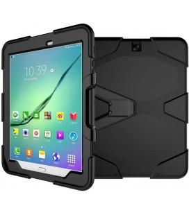 """Juodas dėklas Samsung Galaxy Tab S2 9.7 T810 planšetei """"Tech-Protect Survive"""""""