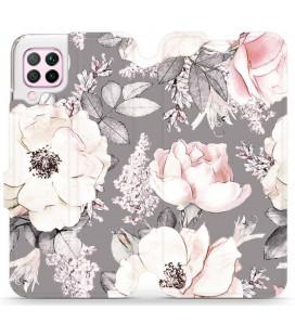 """Atverčiamas dėklas """"Faded"""" Huawei P40 Lite telefonui """"Mobiwear MX06R"""""""