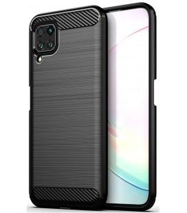 """Juodas dėklas Huawei P40 Lite telefonui """"Tech-Protect"""""""