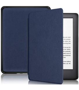 """Mėlynas atverčiamas dėklas Amazon Kindle 10 2019 skaityklei """"Tech-Protect Smartcase"""""""