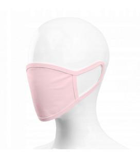 """Rožinė apsauginės veido kaukė """"A1 PROTECTIVE FACE MASK"""""""