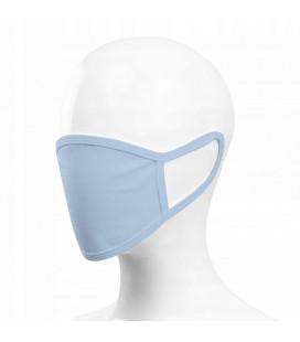 """Mėlyna apsauginės veido kaukė """"A1 PROTECTIVE FACE MASK"""""""