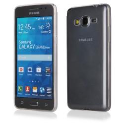 """Auksinės spalvos silikoninis dėklas HTC One Mini 2 telefonui """"Jelly Metallic"""""""