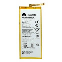 Originalus akumuliatorius - baterija 2600mAh Li-Pol Huawei P8 telefonui HB3447A9EBW