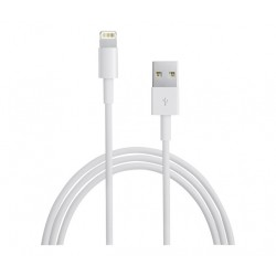 Apple iPhone 5/6 USB laidas - Baltas HQ MD818ZM