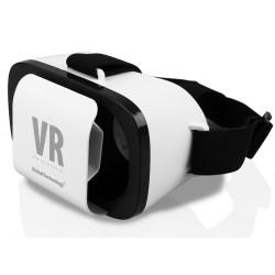 """Virtualios realybės akiniai """"Goggles VR SMART White"""""""