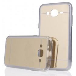 "Baltas silikoninis dėklas Sony Xperia Z3 telefonui ""Jelly Metallic"""