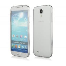 Skaidrus plonas 0,3mm silikoninis dėklas Samsung Galaxy S4 telefonui