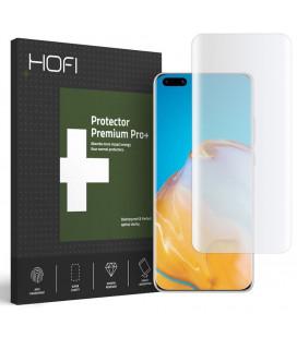 """Skaidrus apsauginis grūdintas stiklas Huawei P40 Pro telefonui """"Hofi UV Glass"""""""