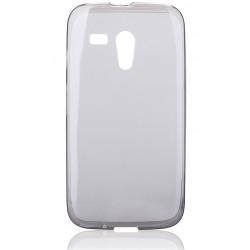 """Auksinės spalvos Apple iPhone 5/5s silikoninis dėklas """"Mirror"""""""