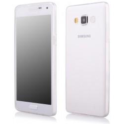 Skaidrus plonas 0,3mm silikoninis dėklas Samsung Galaxy A5 telefonui