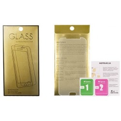 """Apsauginis grūdintas stiklas Samsung Galaxy S5 """"GOLD"""""""