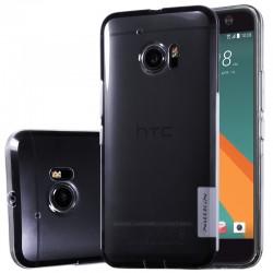 """Skaidrus silikoninis dėklas HTC 10 (one M10) Telefonui """"Nillkin Nature"""""""
