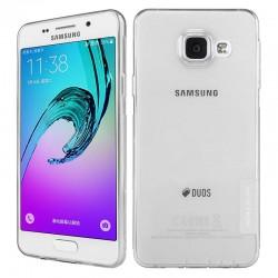 """Pilkas dėklas Samsung Galaxy A3 2016 A310 Telefonui """"Nillkin Nature"""""""