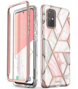 """Dėklas su marmuro efektu Samsung Galaxy S20 Plus telefonui """"Supcase Cosmo"""""""