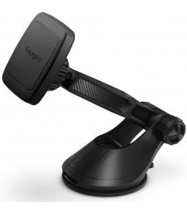 "Juodas magnetinis automobilinis telefonų laikiklis ""Spigen H36 Magnetic"""