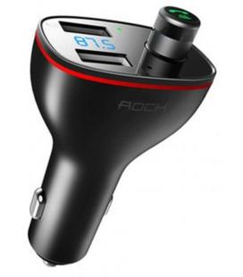 """2xUSB + Bluetooth FM imtuvas 12/24v pakrovėjas 3.4A """"ROCK B300"""""""