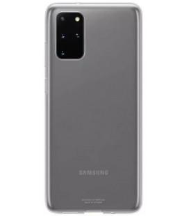 "Originalus skaidrus dėklas ""Clear Cover"" Samsung Galaxy S20 Plus telefonui ""EF-QG985TTE"""