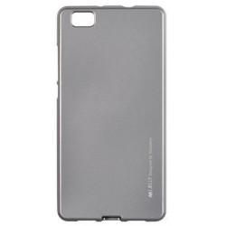 """Juodos spalvos plastikinis """"Nillkin Frosted Shield"""" Apple iPhone 6/6s dėklas"""