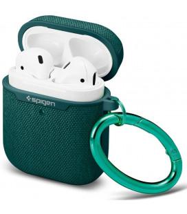 "Žalias dėklas Apple Airpods ausinėms ""Spigen Urban Fit"""
