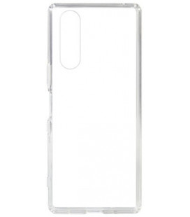 "Skaidrus dėklas Sony Xperia 5 telefonui ""TPU Cover"""