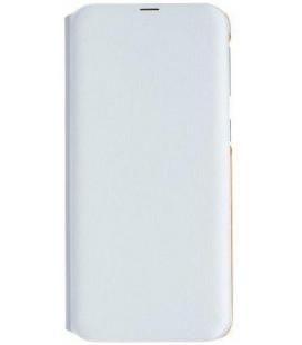 """Originalus baltas atverčiamas dėklas """"Wallet Case"""" Samsung Galaxy A40 telefonui """"EF-WA405PWE"""""""