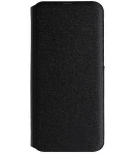 """Originalus juodas atverčiamas dėklas """"Wallet Case"""" Samsung Galaxy A40 telefonui """"EF-WA405PBE"""""""