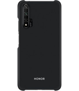 """Originalus juodas dėklas Huawei Honor 20 telefonui """"Protective Cover"""""""