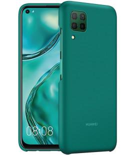 """Originalus žalias dėklas Huawei P40 Lite telefonui """"Protective Cover"""""""