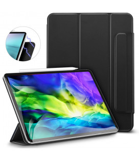 """Juodas atverčiamas dėklas Apple iPad Pro 11 2020 planšetei """"ESR Rebound Magnetic"""""""