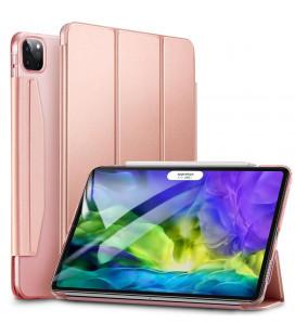 """Rausvai auksinės spalvos atverčiamas dėklas Apple iPad Pro 11 2020 planšetei """"ESR Yippee"""""""