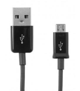 Originalus Samsung juodas Micro USB laidas ECBDU5ABE