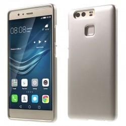 """Auksinės spalvos silikoninis dėklas Huawei P9 telefonui """"Mercury iJelly Case Metal"""""""