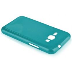 """Auksinės spalvos atverčiamas dėklas LG G4s telefonui """"Telone Book Pocket"""""""