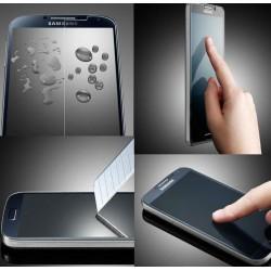 Sidabrinės spalvos metalinis rėmelis HTC One M9 telefonui