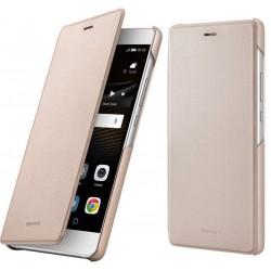 Juodas metalinis rėmelis Huawei P8 telefonui