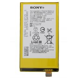 Originalus akumuliatorius - baterija 2700mAh Li-Polymer Sony Xperia Z5 Compact E5823 telefonui 1293-8715
