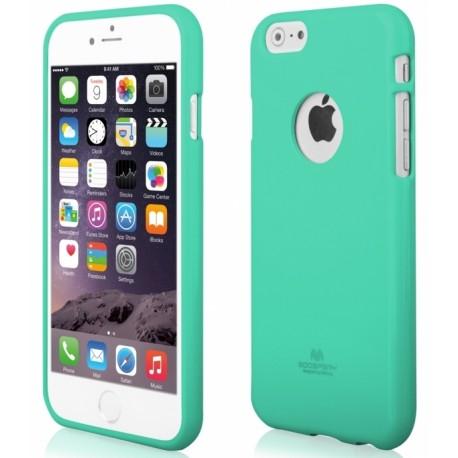 """Mėtos spalvos dėklas Mercury Goospery """"Jelly Case"""" Apple iPhone 6/6s telefonui"""