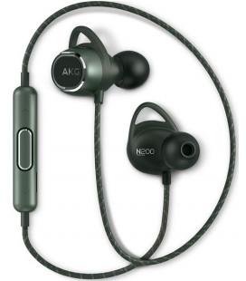 "Žalios Samsung stereo In-Ear Bluetooth HF AKG ausinės ""GP-N200"""