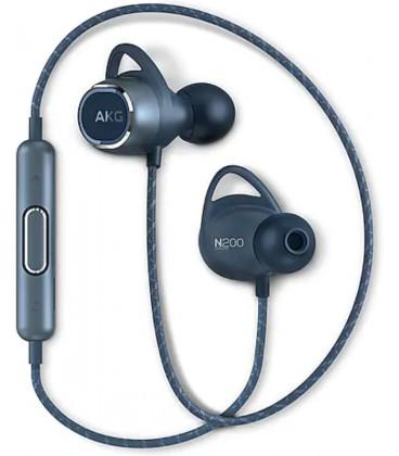 "Mėlynos Samsung stereo In-Ear Bluetooth HF AKG ausinės ""GP-N200"""